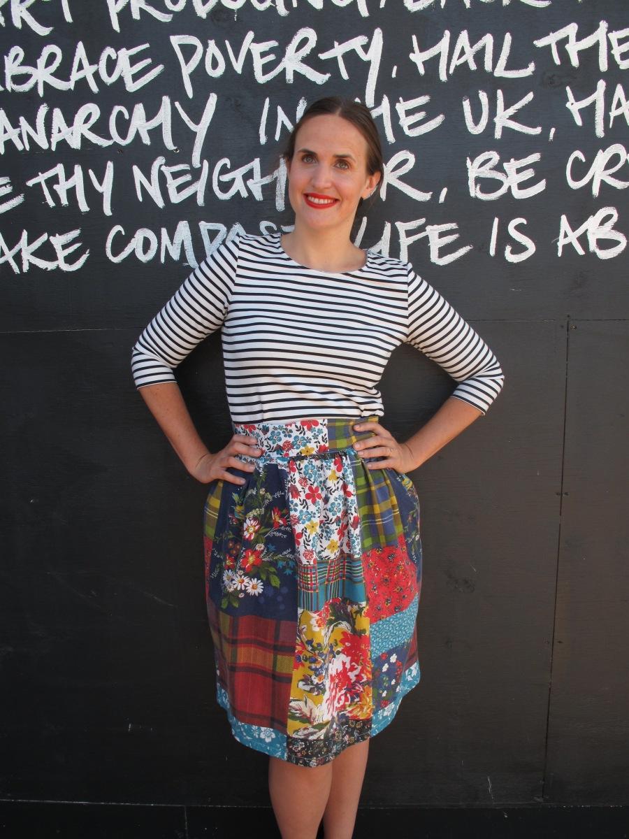 Clemence Skirt