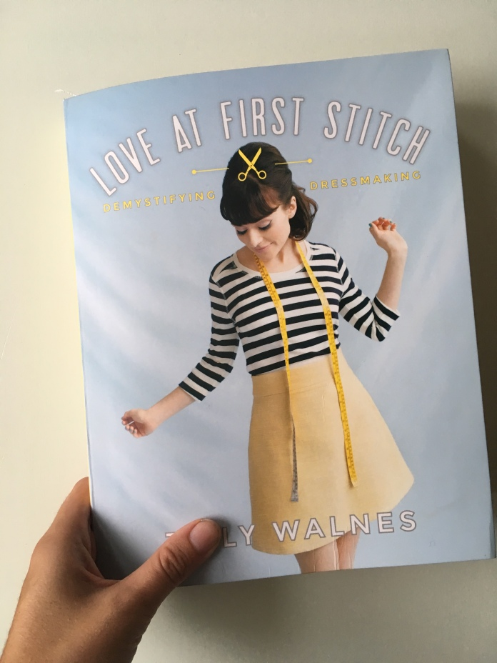 Love at First Stitch Front Cover