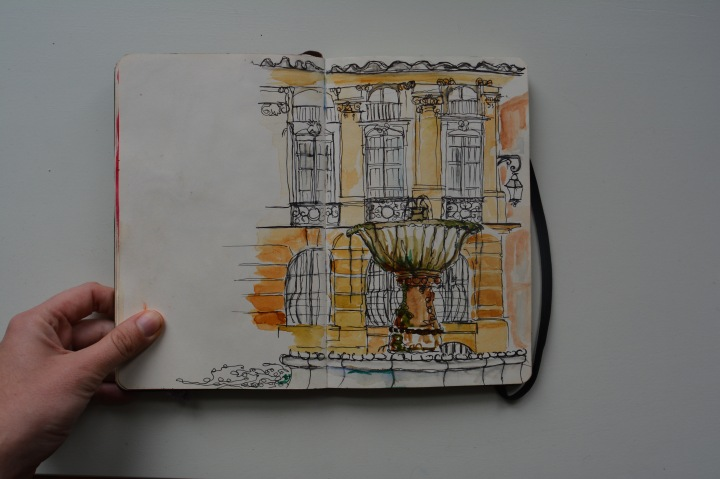 Slow Tourism & Travel Sketchbooks