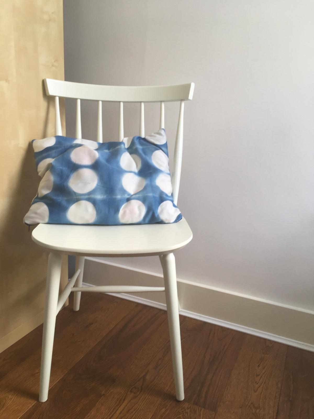 Indigo Cushion
