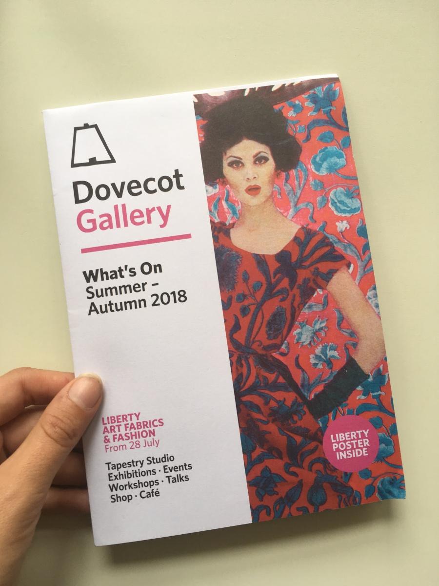 Liberty Exhibition flyer