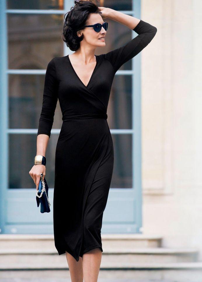 Ines_Wrap Dress