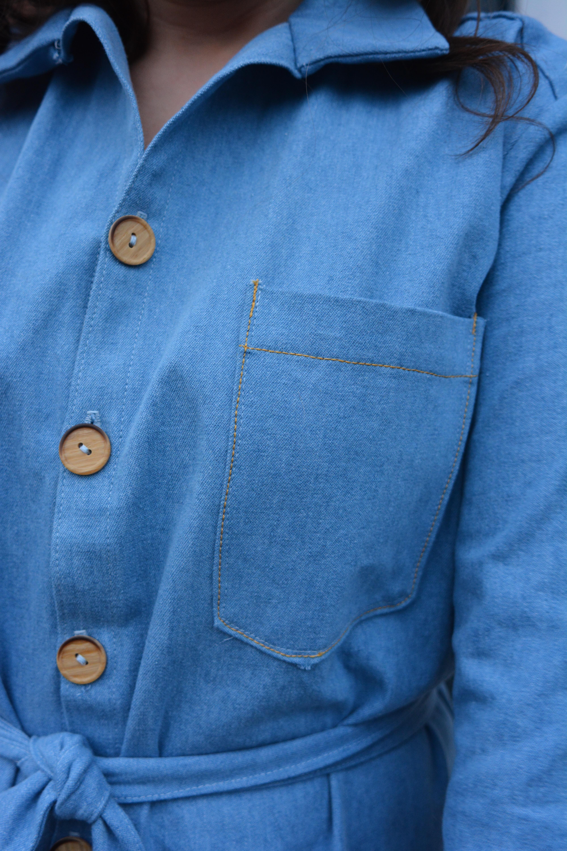 Alex Shirt dress 02