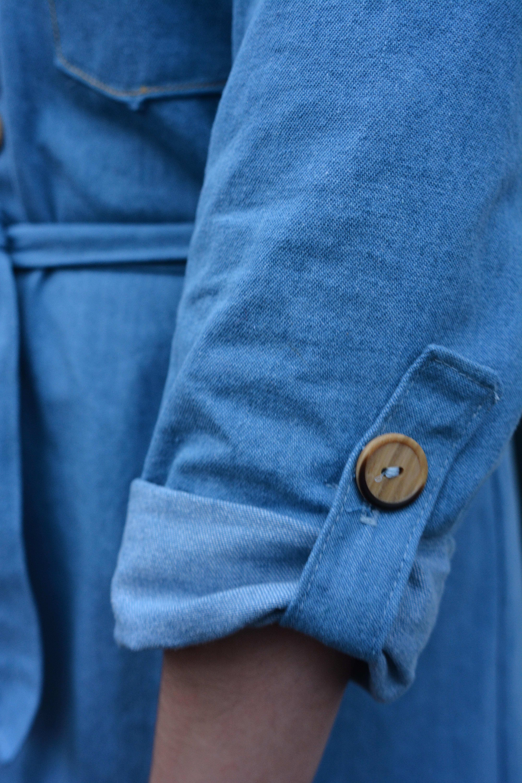 Alex Shirt dress 04