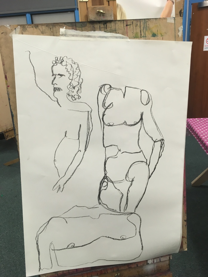 Life Drawing_March 5th_2018