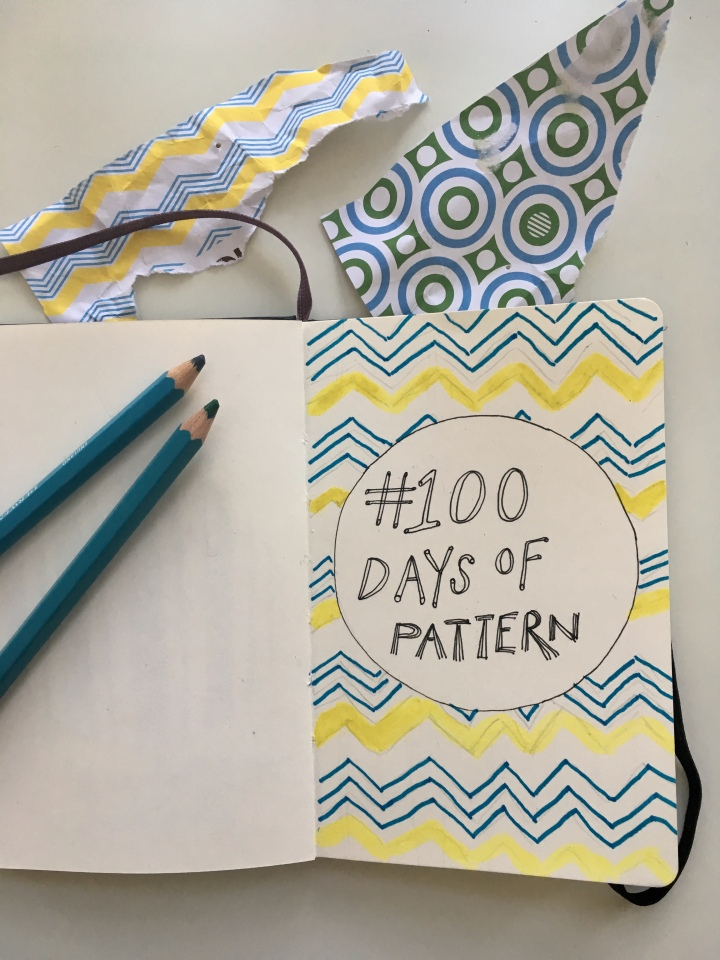 #100daysofPatterns