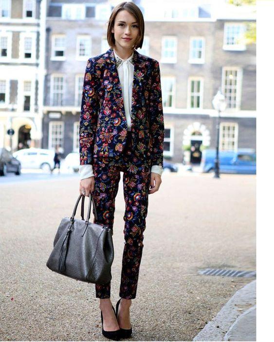 02_Floral suit inspo