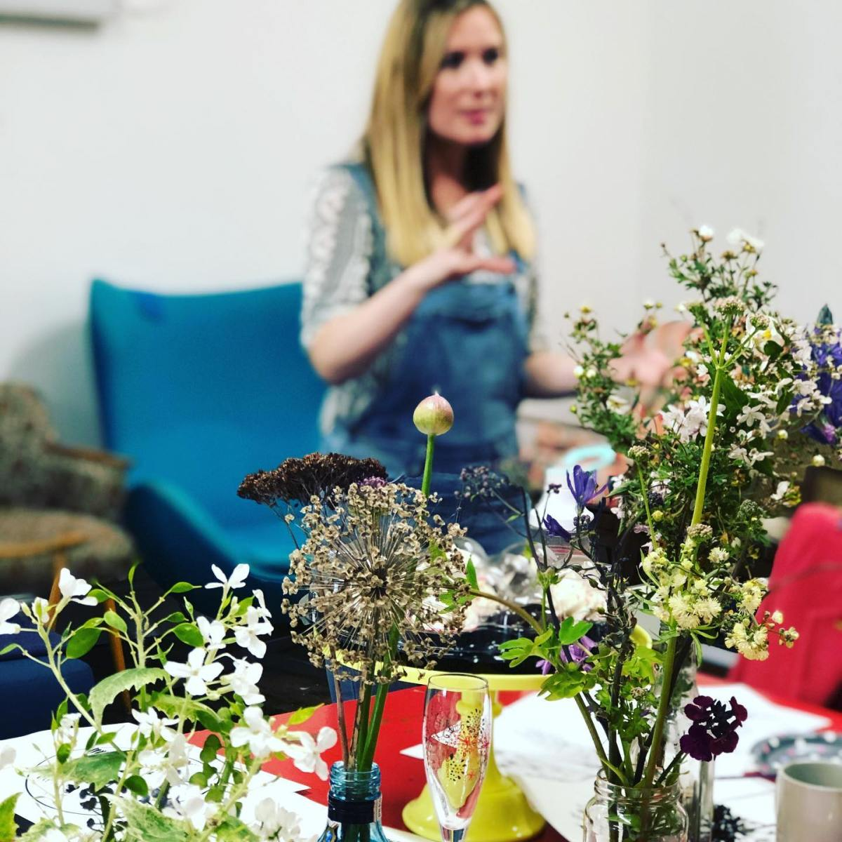 Floral Print Design workshop 01