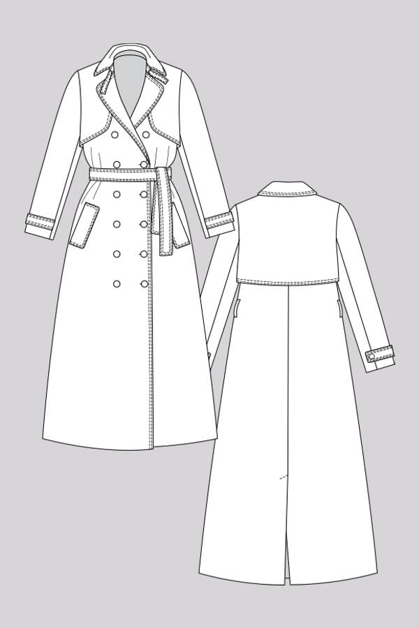 Isla_Trench_Coat_Tech